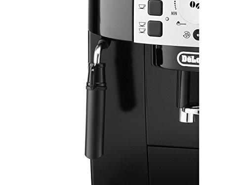 De'Longhi Magnifica S ECAM 22.110.B Kaffeevollautomat (Direktwahltasten und Drehregler, Milchaufschäumdüse, Kegelmahlwerk 13 Stufen, Herausnehmbare Brühgruppe, 2-Tassen-Funktion) schwarz - 5
