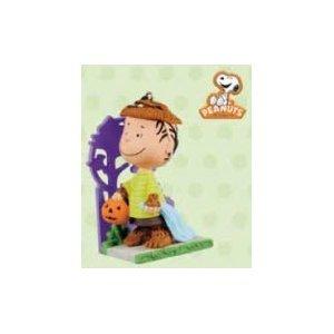Einer heult Good Time 2011 Hallmark Halloween-Dekoration Linus QFO5219-Peanuts (Peanuts Halloween Dekoration)