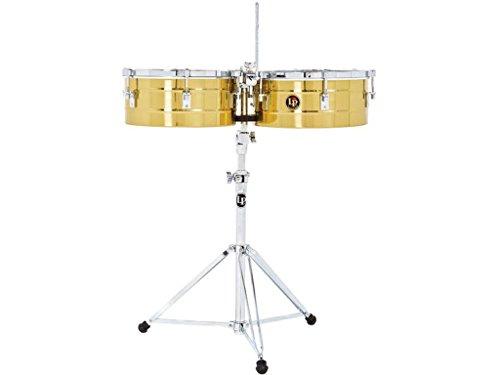 Latin Percussion Tito Puente LP255-B Solid Brass · Timbales (Tito B)