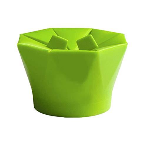 Heaviesk Silikon Mikrowelle Popcorn Maker Popcorn Popper Hausgemachte Delicious Popcorn Schüssel Backen Werkzeuge Küche Bakingwares DIY Eimer
