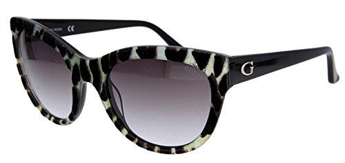 Occhiali da sole Guess GU7429 C56 05B (black/other / gradient smoke)