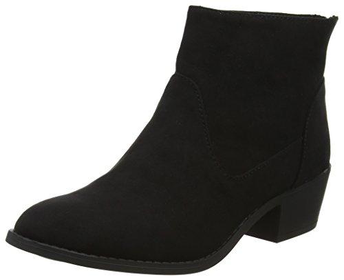 New Look Damen Western Klassische Stiefel, Schwarz (Schwarz), 37 EU