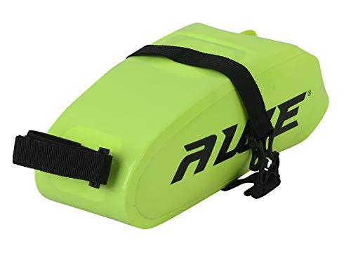 AWE Fahrradsatteltasche, wasserdicht, Neon, 1,3 l