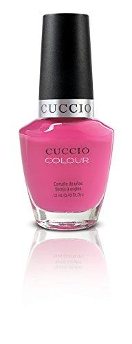 Colección Cuccio Venice Beach Chapa polaco 12 ml, Pink Cadillac