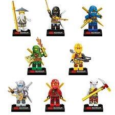 8-pcs-ninja-ninjago-minifiguras-edificio-juguetes-skylor-kai-zane-lloyd-wu-jay-cole