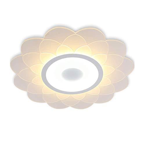 Modern Art Nouveau Deco Acryl Lampenschirm Kronleuchter for Innen Esszimmer Hotel LED Deckenleuchte Wohnzimmer Lampe Dimmbar Schlafzimmer Deckenleuchte mit Fernbedienung