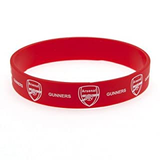 Fußball-Armbänder im offiziellen Mannschaftsdesign, britische Mannschaften Arsenal