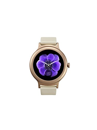 LG Electronics LGW270. AUSAPG LG Watch Style Smartwatch with Android Wear 2. 0 - Rose Gold - US Version