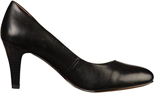 Caprice 9-22409-29 femmes Escarpin Noir (5)