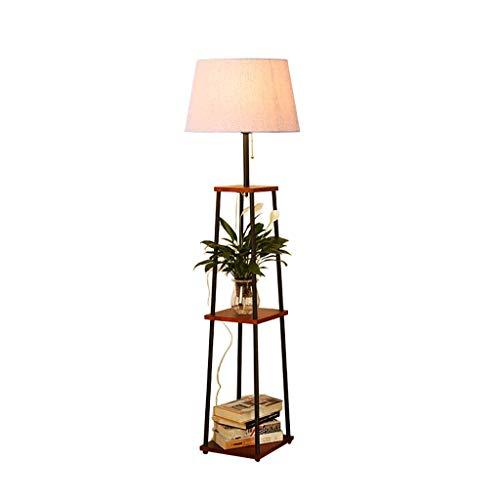 JY@# Zuhause, Neuheit Stehleuchte-Stehleuchte Chinesischen Stil Einfache Wohnzimmer Stehleuchte Schlafzimmer Nachttischlampe Sofa Lampe Bodenfluter/B (Chinesische Stehlampe)