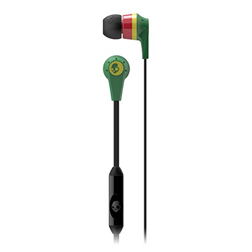 Skullcandy S2IKDY-003 In-Ear Headphone With Mic (Black)  available at amazon for Rs.999