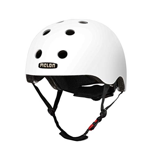 Melon Core Fahrradhelm Weiß XL-XXL