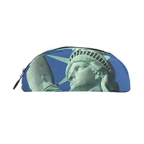 Montoj Statue of Liberty Stifteetui Organizer Kosmetiktasche