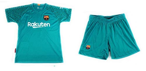 a18875aab Rogers Equipación 17-18 FC Barcelona niño TER STEGEN