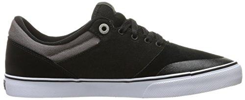 Etnies Marana Vulc, Scarpe da Skateboard Uomo Nero (Schwarz (BLACK/GREY/WHITE / 581))