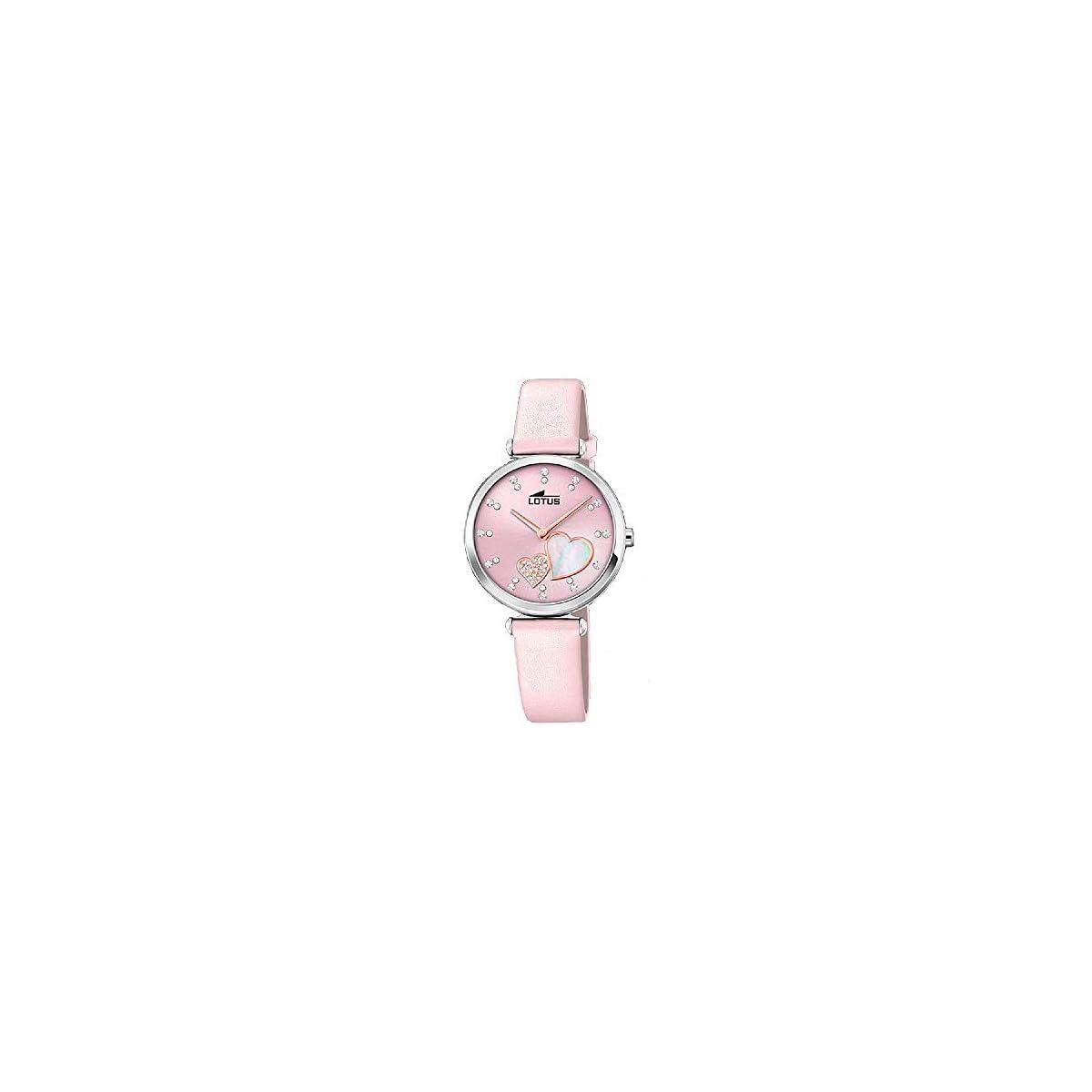 31NyxvLfeeL. SS1200  - Lotus 18617/2 - Reloj Analógico para Mujer, de Cuarzo con Correa en Cuero