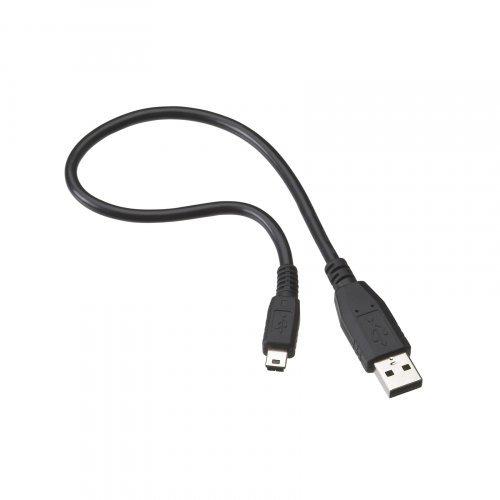 BlackBerry, Cavo USB Micro USB 0,30m, colore: Nero
