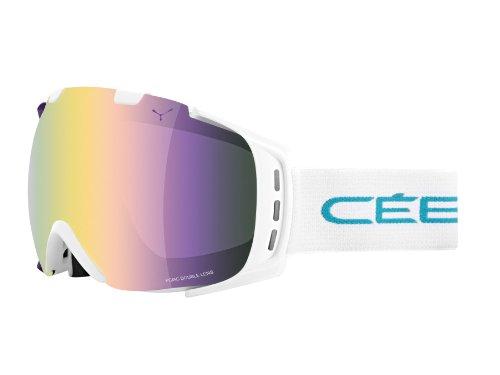 Cébé Skibrille Goggles Origins M Color Block Light Rose Flash Gold, CBG12