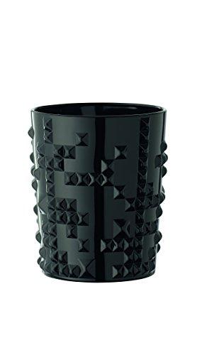 Spiegelau & Nachtmann, Whisky-Becher, 348 ml, Kristallglas, Farbe: Schwarz, Punk, 100055