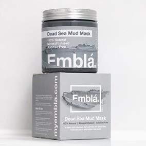 Beauté Mer Morte Masque de boue pour le traitement du visage - Premium Peel Off Masque - 100% naturel et nettoyant pour la peau organique profonde, l'acné disparaît, et les rides Diminue Pores - Masques naturels - Masque de nettoyage - Dead Sea Products