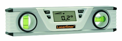 Laserliner 081.202A Elektronik-Wasserwaage DigiLevel Compact
