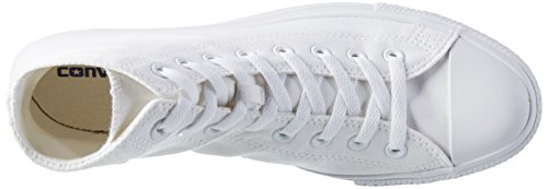 Converse Damen Chuck Taylor All Star Seasonal-Hi Hohe Sneakers Bianco (Weiß)