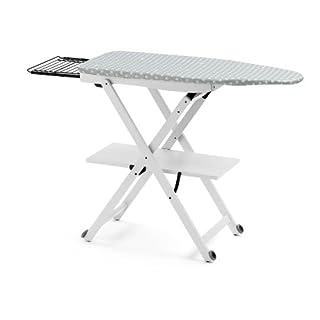 Arredamenti Italia AR_IT- 621 STIROCOMODO adjustable ironing board finishing white. by Arredamenti Italia