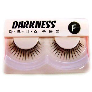 Darkness False Eyelashes F by False Eyelashes F