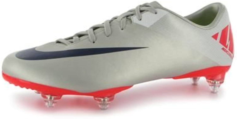 Nike 442056 051 Mercurial Miracle II SG White|44 5 US 1