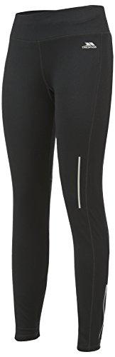 Trespass Pity Pantalon de Sport Femme, Noir, Petit Noir