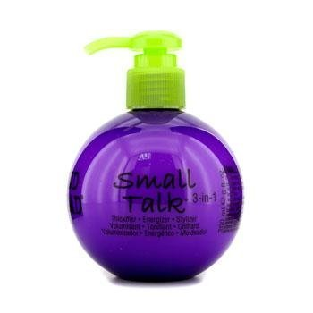 Hair Care-Tigi - Bed Head - Hair Care-Bed Head Small Talk - 3 In 1 Thickifier, Energizer &Amp; Stylizer-200ml/8oz by TIGI (Talk Small Thickifier Head Bed)
