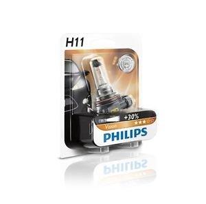 Preisvergleich Produktbild 2 Stück PHILIPS 12362PRB1 H11 12V 55W PGj19-2 Vision Halogen Scheinwerfer Lampe