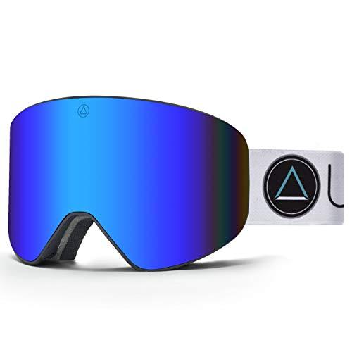 Uller Avalanche Black Blizzard Mascaras de Esqui