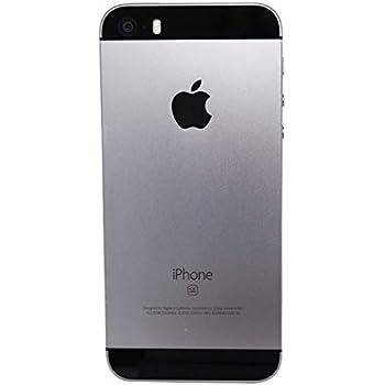 Apple iPhone SE 64GB Gris Espacial (Reacondicionado): Amazon.es ...