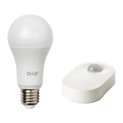 Ikea Juego tradfri para iluminación con detector de movimiento; en blanco;...