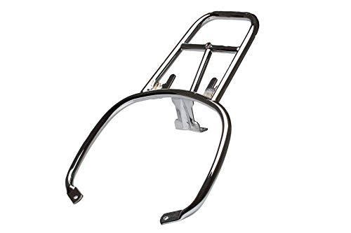 Gepäckträger Verchromt B-Ware für Piaggio Vespa Primavera, Sprint Roller