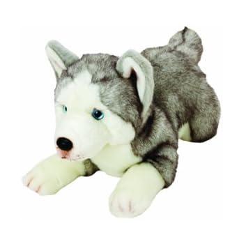 Suki Gifts - 12057 - Peluche - Yomiko - Husky Dog