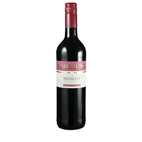 Carl Jung GmbH Merlot Alkoholfreier Wein 0.75 Liter