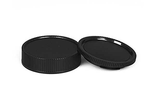 Leica R Gehäusedeckel Objektivrückdeckel Lr Gehäuse Kamera