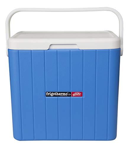 frigothermo Kühlboxen Kühlbox mit Zapfhahn und Tragegriff Getränkespender Getränkebehälter 5/8/12/18/27/33 Liter (27 Liter - Box)