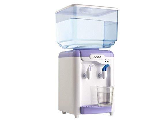 Jocca 1102 Wasserspender mit Tank, Weiß und Dunkelviolett
