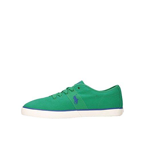 Ralph Lauren HALFORD Sneakers Uomo Verde