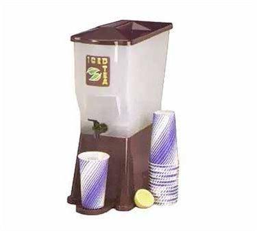 Tablecraft (354DP) 3 Gallon Slimline Beverage Dispenser by Tablecraft 3 Gallon Beverage Dispenser