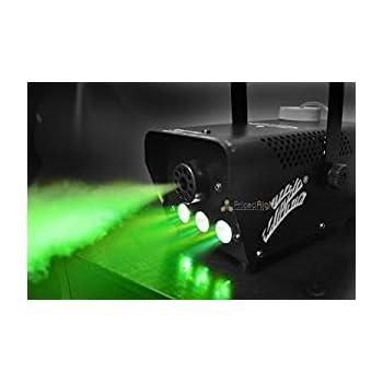 halloween lighting effects machine. GBL DJ LED Wireless Smoke Fog Machine Disco Light Club Fogger Home Pub Xmas Party Halloween Wedding Theater Outdoor Lighting Effects