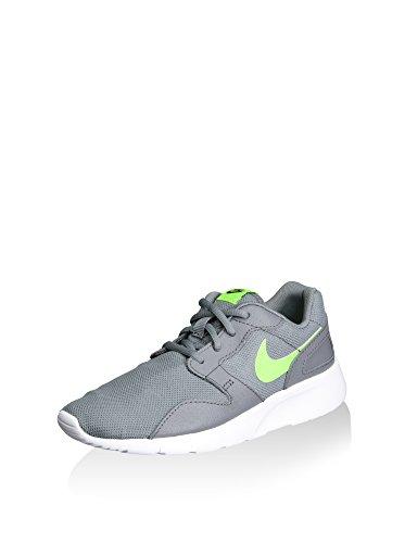 Nike - Cool Grey / Elctrc Grn-white-blk, Scarpe sportive Bambino Gris (Cool Grey / Elctrc Grn-White-Blk)