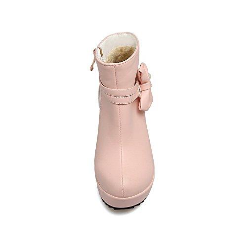BalaMasaAbl09446 - Sandali con Zeppa donna Pink