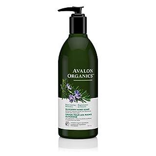 Avalon Organics Rosemary Hand Soap 355 ml