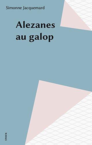 Livres gratuits en ligne Alezanes au galop pdf