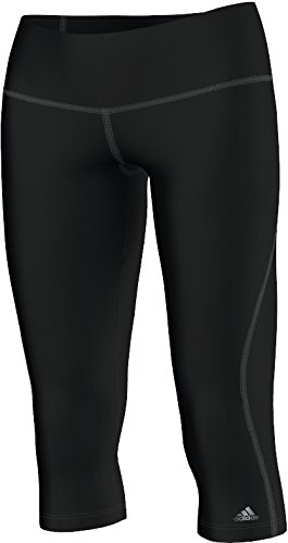 Adidas Highri 3/4 tigh black, Größe Adidas:XS