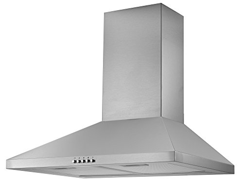 cookology-cmh605ss-60cm-chimney-cooker-hood-in-stainless-steel-kitchen-extractor-fan